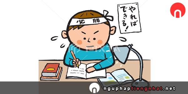 Cách sử dụng ~ので、から trong tiếng Nhật